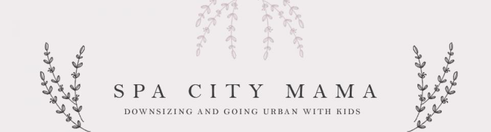 Spa City Mama